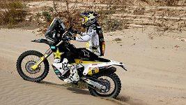 Třetí etapa rallye Dakar