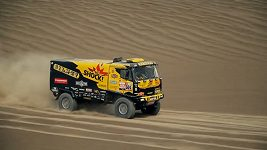 Martin Macík po 3. etapě Dakaru