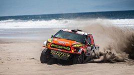 Rallye Dakar - 5. etapa