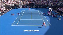 Petra Kvitová vyhrála turnaj v Sydney