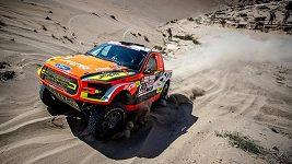 Sestřih 8. etapy Rallye Dakar