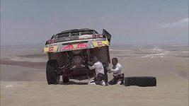 Rallye Dakar - 9. etapa