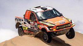 Poslední etapa Rallye Dakar