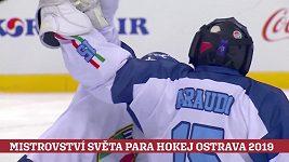 Ostrava hostí MS v para hokeji