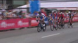 Daryl Impey vyhrál čtvrtou etapu Tour Down Under