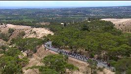 Úvodní závod sezony cyklistické WorldTour vvyhrál opět Jihoafričan Daryl Impey.