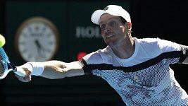 Tomáš Berdych neměl proti Nadalovi šanci