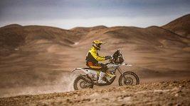 Jan Brabec Dakar 2019