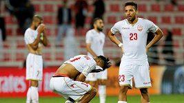 Bahrajn vypadl na mistrovství Asie