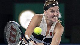 Australian Open, semifinále: Kvitová - Collinsová