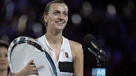 Petra Kvitová a její hodnocení finále Australian Open