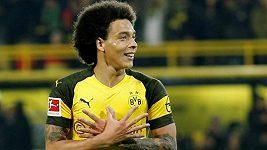 Sestřih utkání 19. kola fotbalové bundesligy: Dortmund - Hannover