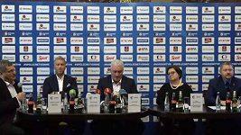 Trenér hokejové reprezentace Miloš Říha nominoval tým pro Beijer Hockey Games