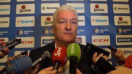 Miloše Říhu mrzí, že v extralize není dost kvalitních mladých hráčů pro národní tým