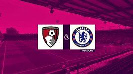 Sestřih utkání 24. kola Premier League Bournemouth - Chelsea