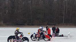 Ledová plochá dráha - Holice. Finálová jízda byla po pádu anulována, o vítězi rozhodl bodový zisk z rozjížděk.