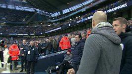 Sestřih utkání 25. kola Premier League Manchester City - Arsenal
