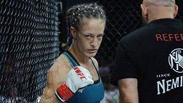 Magdalena Šormová o UFC a obhajobě mistrovského pásu organizace WWFC.