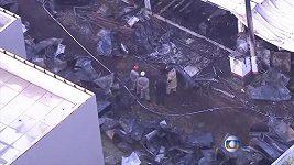 Při požáru v tréninkovém centru Flamenga zahynulo 10 lidí