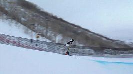MS akrobatů a snowboardistů v Utahu, U-rampa lyžařů, Sildaruová triumfovala