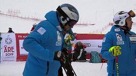 MS v alpském lyžování v Aare, Jansrud porazil o dvě setiny Svindala