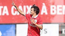 Benfica si v portugalské lize s chutí zastřílela