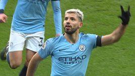 Sestřih utkání 26. kola Premier League Manchester City - Arsenal