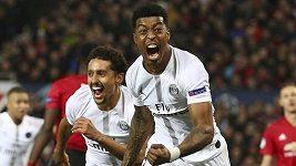 Sestřih osmifinále Ligy mistrů: Manchester United - PSG
