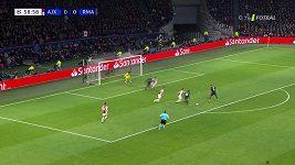 LM - první osmifinále: Ajax - Real (1:2)