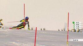Shiffrinová má počtvrté v řadě zlato ze slalomu na MS