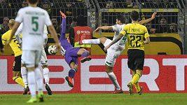 Sestřih utkání 22. kola Bundesligy Hertha Berlín - Brémy