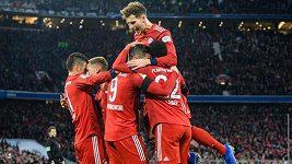 Sestřih ze zápasu 22. kola německé bundesligy Augsburg - Bayern