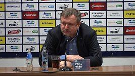 V Plzni jsou úžasní fanoušci, moc nám pomohli, pochvaloval si trenér Pavel Vrba