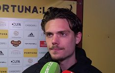 Za Spartu v lize poprvé nastoupil Karlsson. Naplnil očekávání?