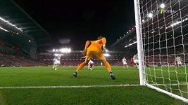 LM - první osmifinále Liverpool - Bayern
