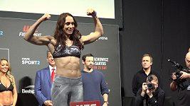 Je naváženo. Do galavečera UFC v Praze zbývá 24 hodin.