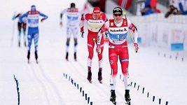 Vítězství v týmových sprintech na MS v Seefeldu brali Norové a Švédky.