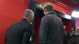 Sestřih utkání 27. kola Premier League Manchester United - Liverpool