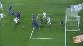 Nahraná penalta v zápase Levante - Real Madrid