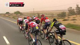 Sestřih 6. etapy cyklistického závodu Kolem SAE