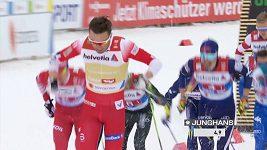 Norští běžci na lyžích ovládli na MS štafetu