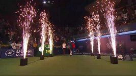 Federer vyhrál stý titul na okruhu ATP.