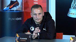 Vladimír Coufal už souboje se Sevillou zažil. Doufá, že Slavia jí potrápí víc než tehdy Liberec