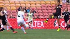 Parádní gól Catherine Bottové