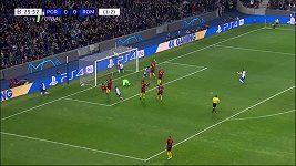 Sestřih osmifinálového odvetného zápasu Ligy mistrů FC Porto - AS Řím