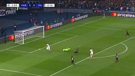 Sestřih odvetného osmifinálového zápasu Ligy mistrů Paris St. Germain - Manchester United