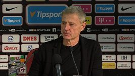 Dneska se nám sešlo opravdu všechno, pochvaloval si trenér Zdeněk Ščasný