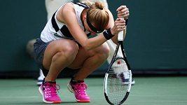 Petra Kvitová dohrála v Indian Wells