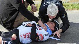 Sestřih 2. etapy cyklistického závodu Paříž-Nice
