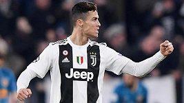 Sestřih utkání fotbalové Ligy mistrů Juventus - Atlético Madrid